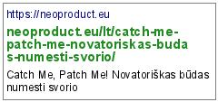 https://neoproduct.eu/lt/catch-me-patch-me-novatoriskas-budas-numesti-svorio/